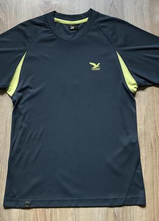 Туристическая футболка беговая для походов