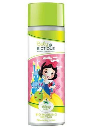 Детский питательный лосьон biotique bio morning nectar nourishing lotion 190 мл