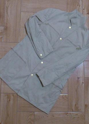 Пиджак мужской бежевый пальто куртка плащ gianni versace vintage піджак чоловічий бежевий