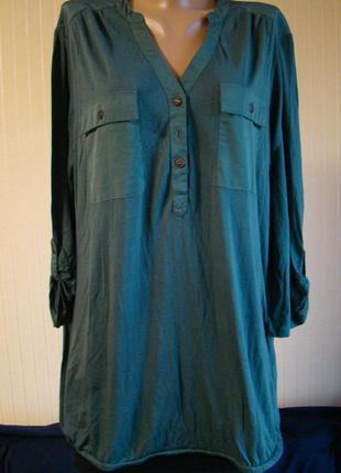 Блузка женская трикотажная f&f