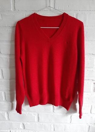 Яркий кашемировый свитер in linea