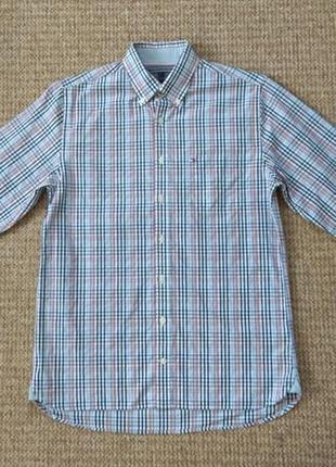 Tommy hilfiger рубашка оригинал (s)