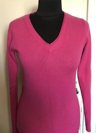 Кашемировый свитер jil sander