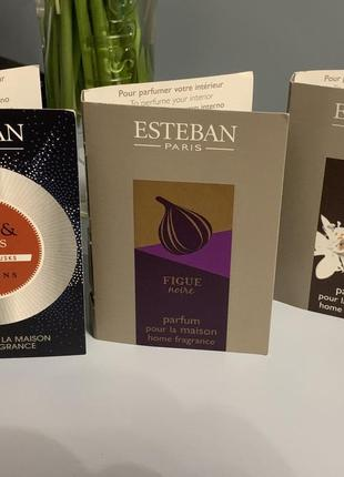 Esteban набор пробников ароматы для дома ниша оригинал