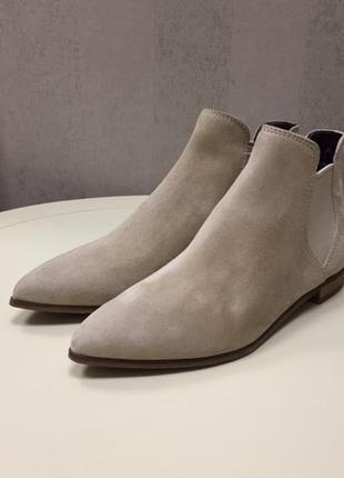 Ботинки, челси женские cole haan, новые, размер 37,5.