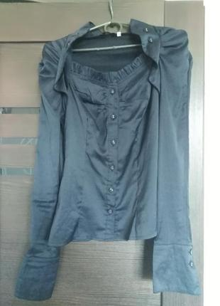 Блузка стрейч