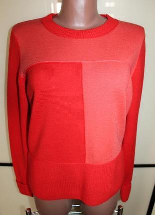 Шерстяной свитер cos,р.  s, на 44-46 р