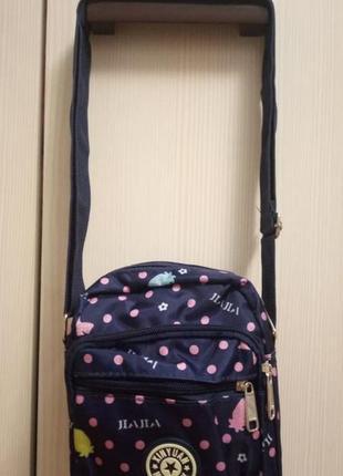 Оригинальная сумочка кросс-боди женская 365
