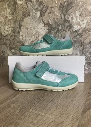 Bama 33 р кросівки, туфлі/ кроссовки, туфли кожа