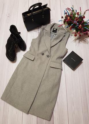 Пальто безрукавка 💣🔥