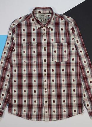Притягательная мягенькая рубашка в нестандартном исполнении от easy