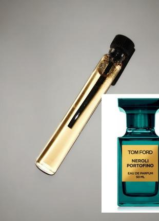 Очень стойкий парфюм мини духи tom ford neroli portofino acqua