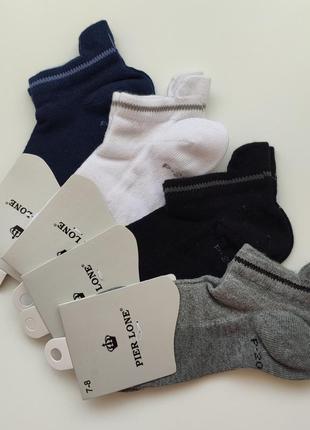 Летние носочки для мальчика