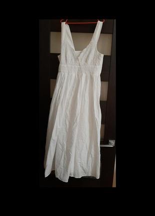 Платье сарафан 100% хлопок