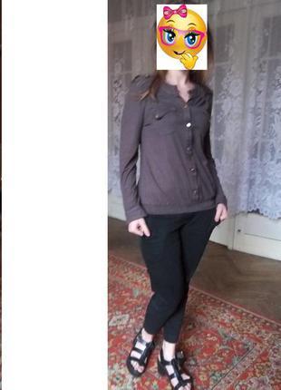 Блузка (тканина під замш)