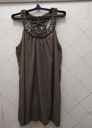 Индия.дизайнерское платье балон в стильном исполнении.