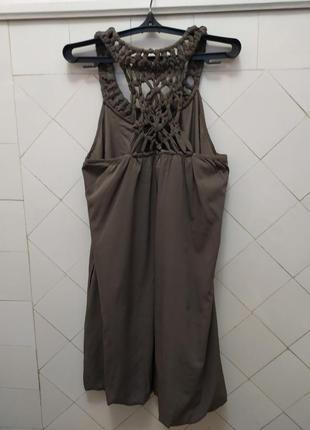 Индия.дизайнерское платье балон в стильном исполнении.2 фото