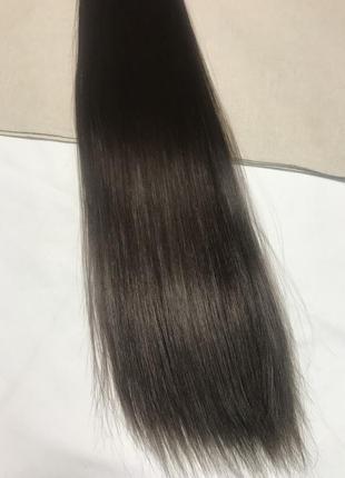 Треси , волосся на заколках{ штучне4 фото