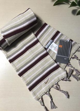 Новый шарф найк nike