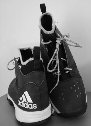 Крутые высокие кроссовки adidas original