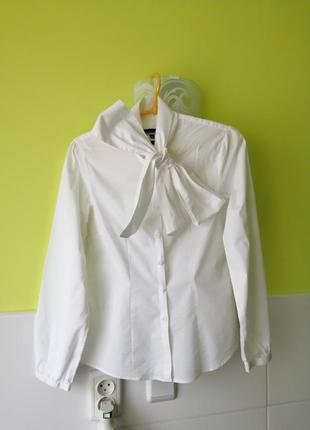 Статусная рубашка с завязками austin reed
