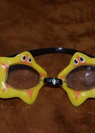 Дитячі окуляри для підводного плавання морські зірочки
