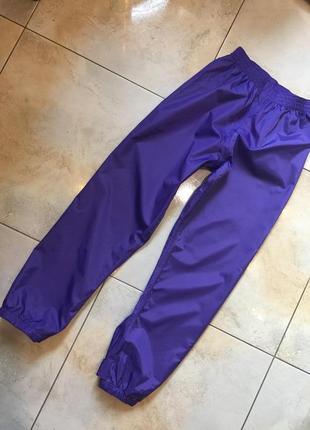 Штаны дождевики,непромокаемые брюки decathlon франция р.140 как новые
