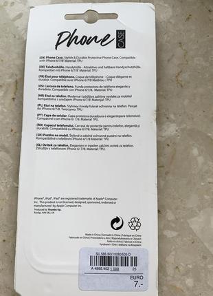 Чехол для iphone 6/7/85 фото