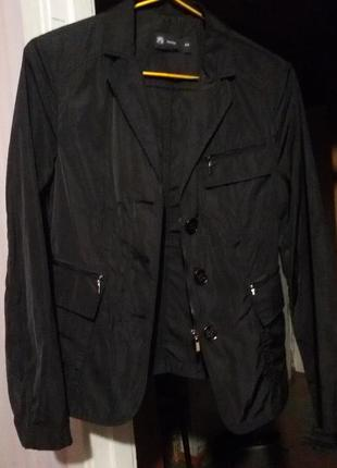 Куртка пиджак болоньевый (пог- 50 см)
