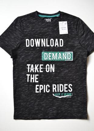 Стильна футболка для підлітка від c&a іспанія
