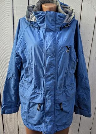 Курточка 3 в 1 от ветра и дождя salewa