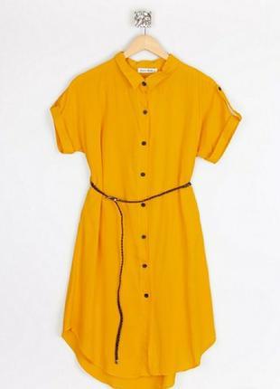 Женское платье- рубашка