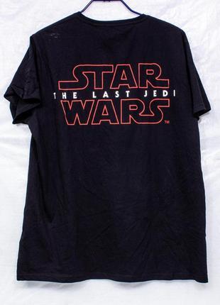Star wars звездные войны размер xxl футболка мужская состояние новая с бирками
