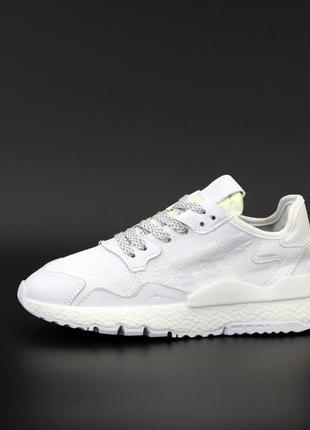Крутые кроссовки adidas nite jogger