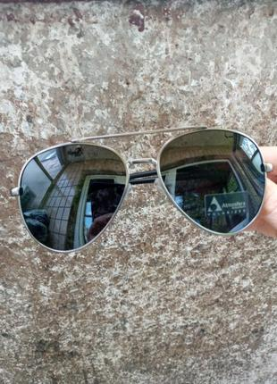 Крутые очки с защитой сбоку atmosfera polarized