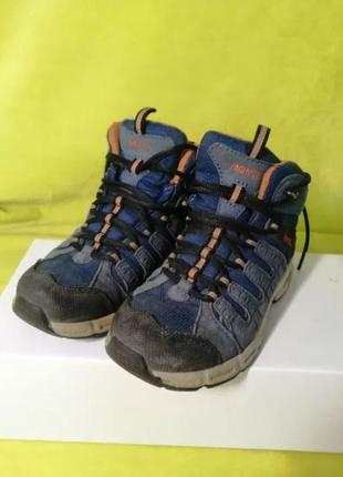 Ботинки осенние на мальчика размер 29