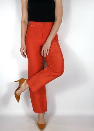 Яркие классические брюки autograf