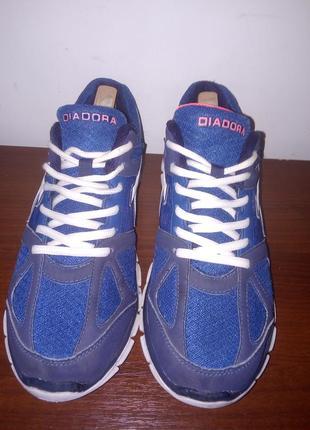 Кроссовки diadora2 фото