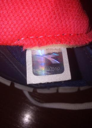 Кроссовки diadora5 фото