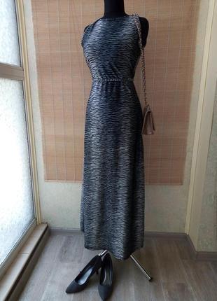 Вечернее платье, сарафан макси