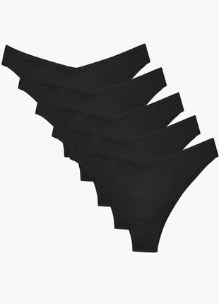 Трусики с низкой посадкой miami от marks&spenser. размеры 8,10