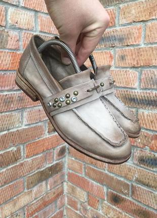 Женские туфли, лоферы airstep размер 37 (23,5 см.)