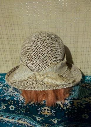 Оригинальная шляпа