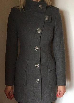 Шерстяное пальто vivalon 42 р.