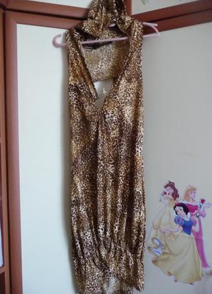 Эффектное платье,вечерний вариант