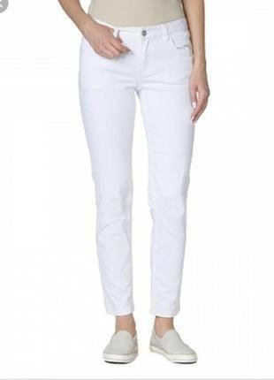 Белые женские джинсы wallis размер 14/42