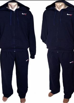 Мужской трикотажный спортивный костюм 56,60