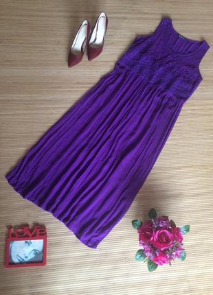 Очень красивое платье из вискозы, размер 2xl