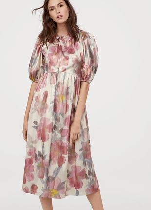 Платье h&m / 40