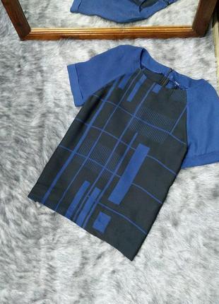 Блуза кофточка топ прямого кроя next